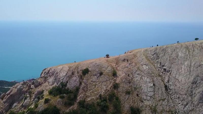 Крымский природный заповедник, урочище Храм Солнца