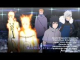 Naruto Shippuden Opening 16 Silhouette by KANA BOON  Full Version