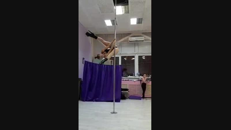Pole dance studio Ассоль Присодиняйся