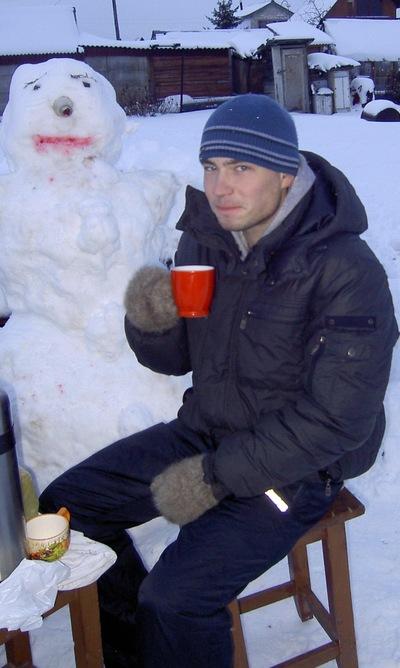 Дмитрий Егоров, 2 октября 1990, Новосибирск, id1231709