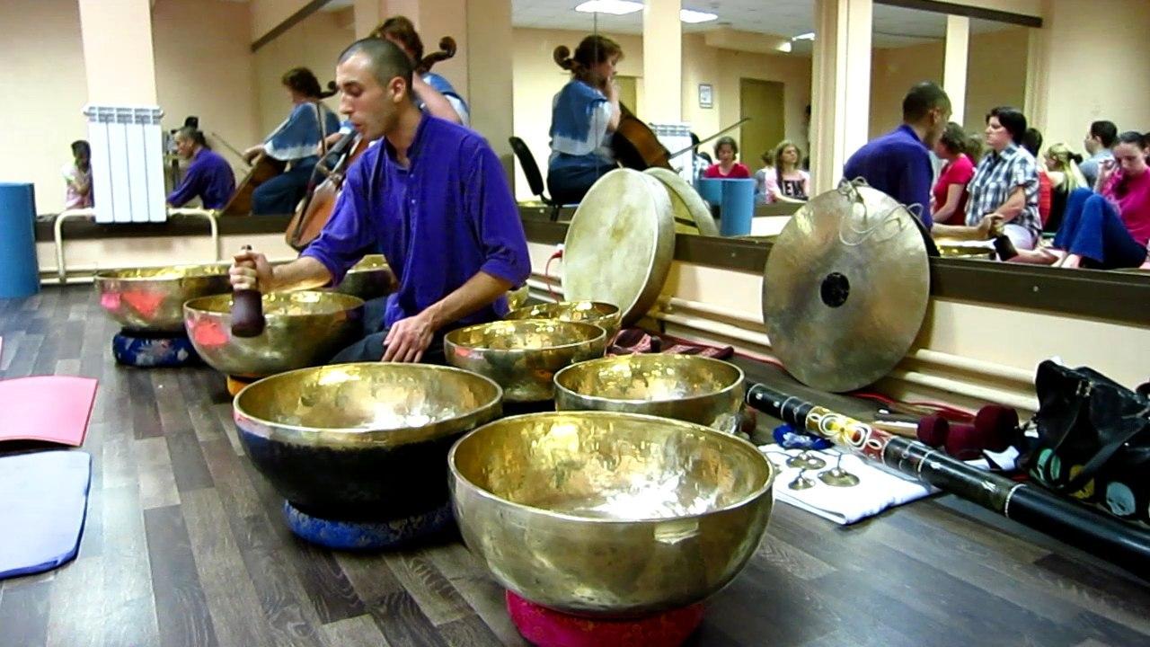 Афиша Калуга Концерт-медитация с тибетскими поющими чашами
