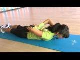 Мастер-класс по укреплению мышц спины