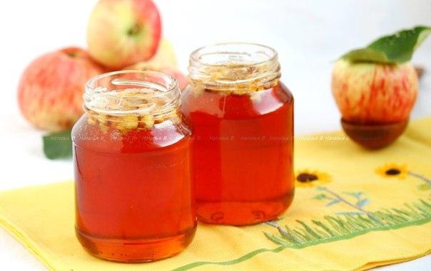 Болгарское яблочное желе-варенье