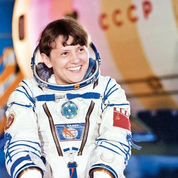 Дважды Герой Советского Союза. Светлана Савицкая вторая в мире женщина-космонавт после Валентины