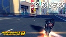 Asphalt 8 Kawasaki Ninja H2R vs 32 Racers 5 LAPS Ниндзя vs 32 гонщиков
