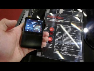 iRiver AK120 Astell & Kern High End MP3 Player Hands On