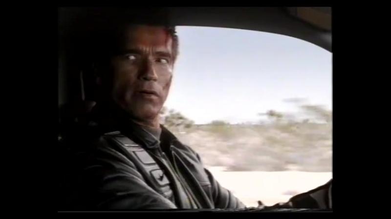 Терминатор 3: Восстание машин / Terminator 3: Rise of the Machines (2003) VHS