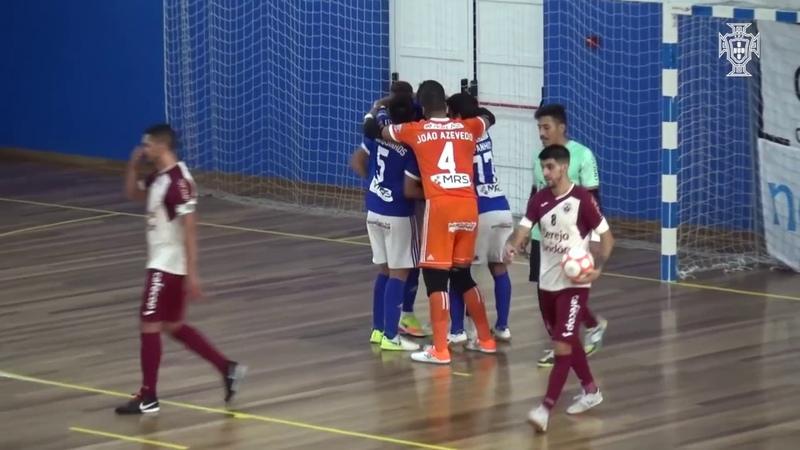 Liga Sport Zone (2.ª jornada): Burinhosa 5-8 Fundão