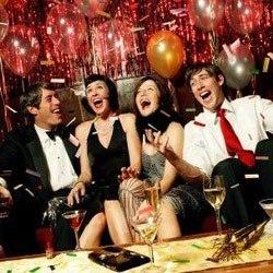 Новогодний корпоратив, агентство праздников АртКума