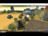 играем с maks2204 в танки онлайн и блокаду часть 1