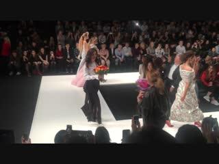 Mercedes-Benz Fashion Week Russia 2018
