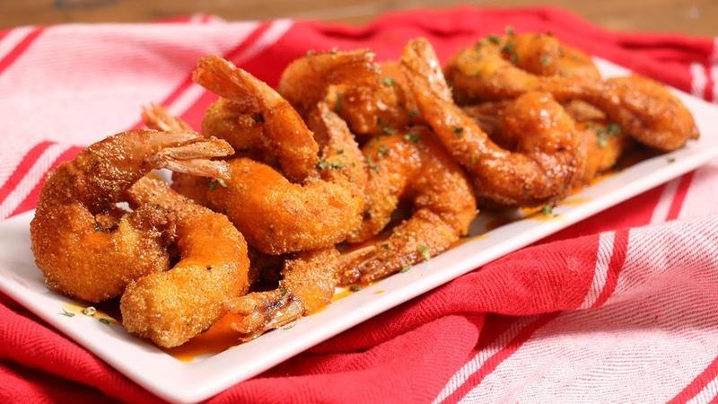 Easy Buffalo Shrimp Ep 1320