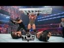 WWE Mania TLC 2012 Ryback Team Hell No vs. The Shield Tag Team TLC Match