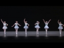 Jerome Robbins The Concert - Mistake Waltz long excerpt (Pacific Northwest Ball
