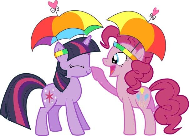 Дружба это Чудо сила радуги