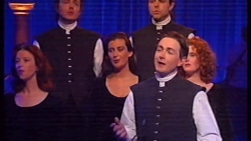 Anúna : Angels Are Singing (HQ Stereo) Live Later 1996