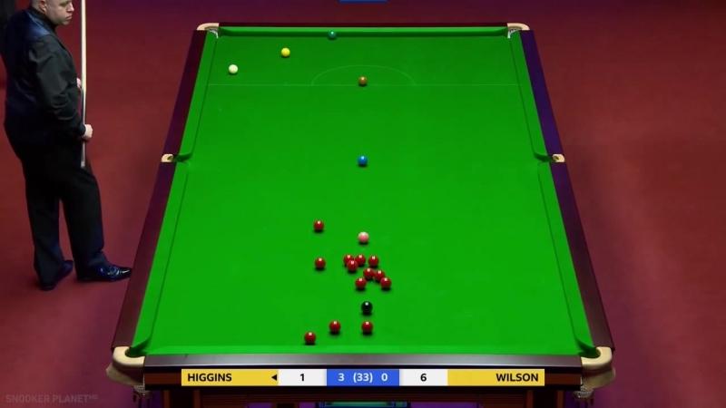 TOP 33 LUCKY SHOTS _ World Snooker Championship 2018