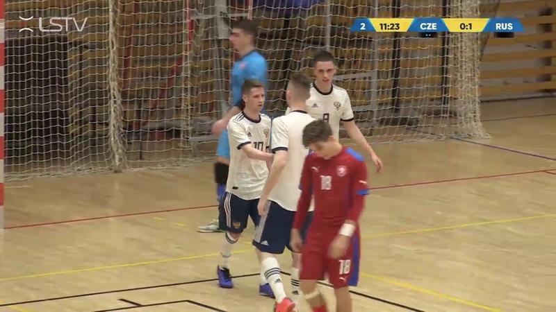 ТМ. U-21. Чехия - Россия. 1-2 - первый матч