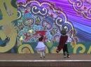 На 1. 29 и 2.40 Холмичи. Республиканский детский конкурс исполнителей башкирского танца Байык-2014