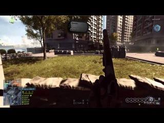 Battlefield 4 — Random Map Exploration of Shanghai Gameplay