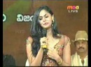 Kartika Speech at JOSH audio Function Naga Chaitanya Karthika