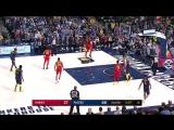 Подборка лучших моментов матчей НБА 23 февраля