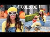 DIY Костюм на Хэллоуин + макияж   Миньон