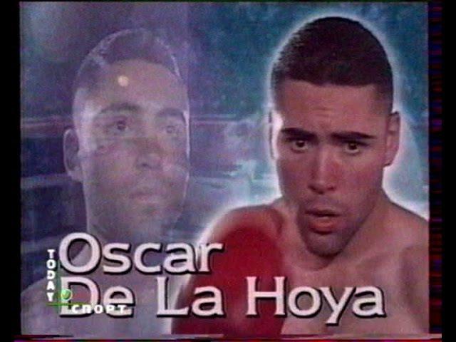 Вечер бокса Оскар Де Ла Хойя-Патрик Шарпантье(Вл.Гендлин ст)Oscar De La Hoya vs Patrick Charpentier