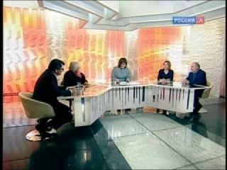 Наблюдатель. Канал Культура. 26-12-2013. Интересно о воспитании детей.