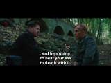 Inglourious Basterds (Werner and Aldo) Sound - RUS Subs - ENG