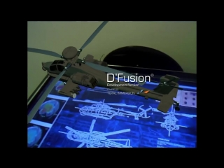 Augmented reality+multitouch+Vuzix glasses, by AR Door