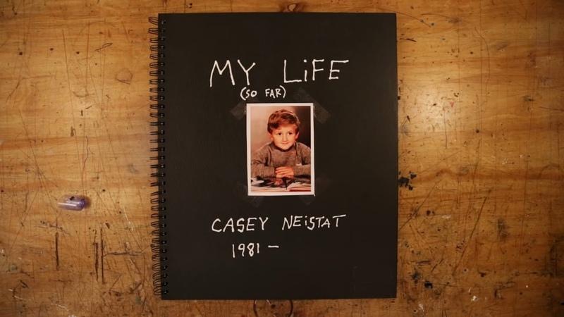 Draw my life Casey Neistat. История моей жизни. Кейси Нейстат на русском
