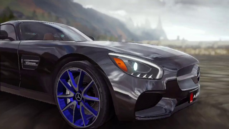 Asphalt 9: Legends / Weekly Competition 6 / Mersedes-Benz AMG GT S / 02.12.5xx (1%)