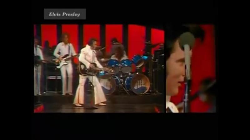 Elvis Presley - Burning Love (1972)