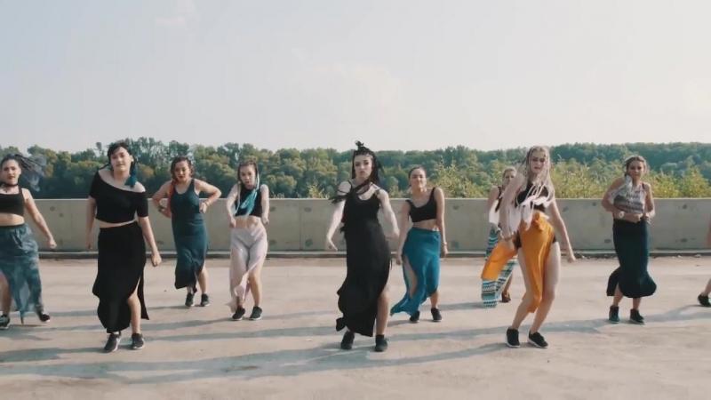 Stylo G - Yu Zimme _ choreo by InnaShow   Танцы в Уфе