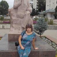 Анкета Валентина Афанасьева