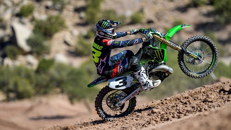 Dirt Shark: TwoMac Ft. Eli Tomac on Two Stroke