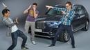 НОВЫЙ BMW X7 ПЕРВЫЙ ОБЗОР с ACADEMEG ( ) Блюденов!) Конкурент Mercedes-Benz GLS.