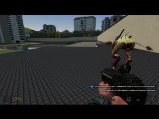 Garrys mod в steam. Opposing Force 2 VJ Snps обнова  .60 FPS