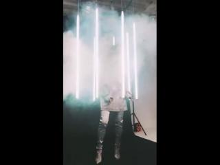 Лора в дыму