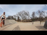 Aaron Ross   2 Texas Cement Parks in 3 Days   Empire Bmx new 2011