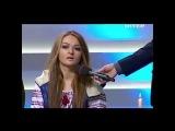 Позор канала Интер в прямом эфире 21.02.2014