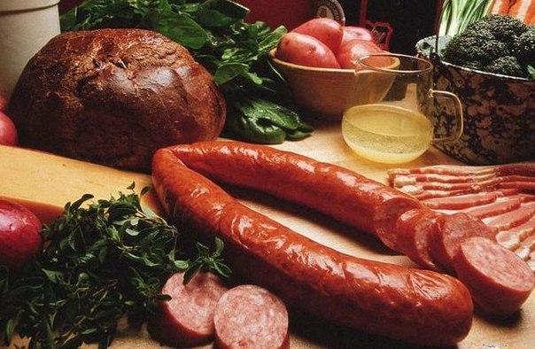 Обсуждение итогов дегустации колбасы
