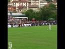 Первый гол Криштиану за Ювентус