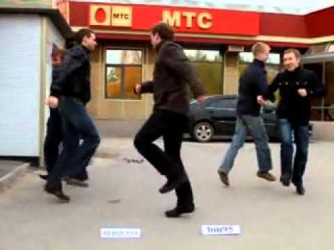 Redquest. Танец команды (bm95).