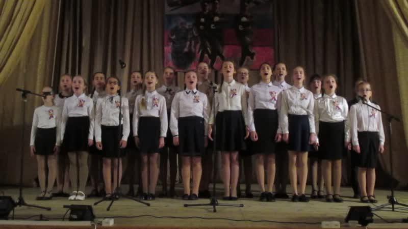 Гимназия №9 хоровой коллектив Радуга