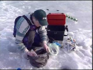 Рыбачьте с нами 44: Ловля на мормышку зимой