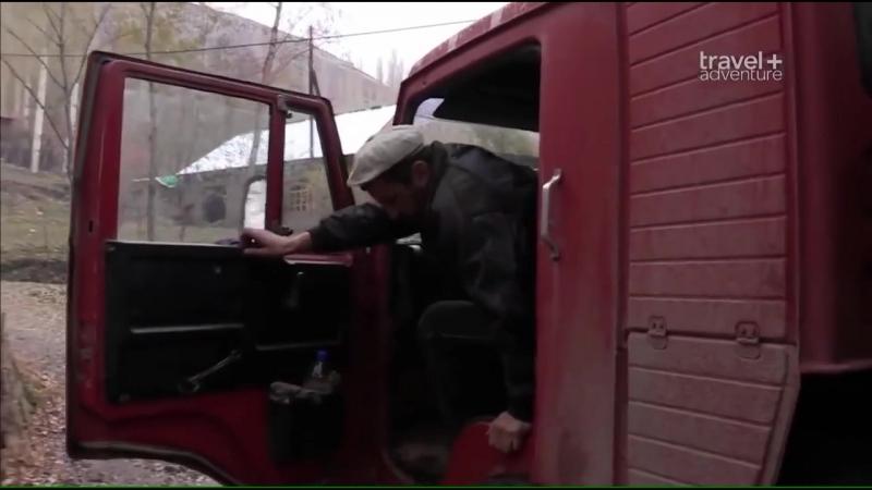 Дороги.Таджикистан