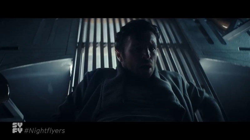 Nightflyers Some Journeys Are Doomed. This One Is Cursed Teaser