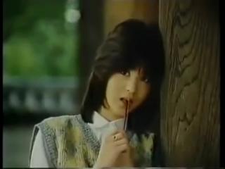 松田聖子 Pocky chocolate CM